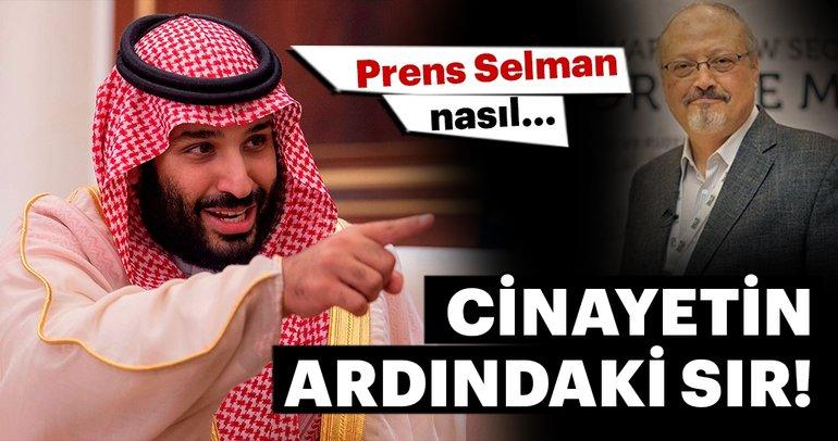 Cemal Kaşıkçı cinayetinin ardındaki sır! Prens Selman nasıl...