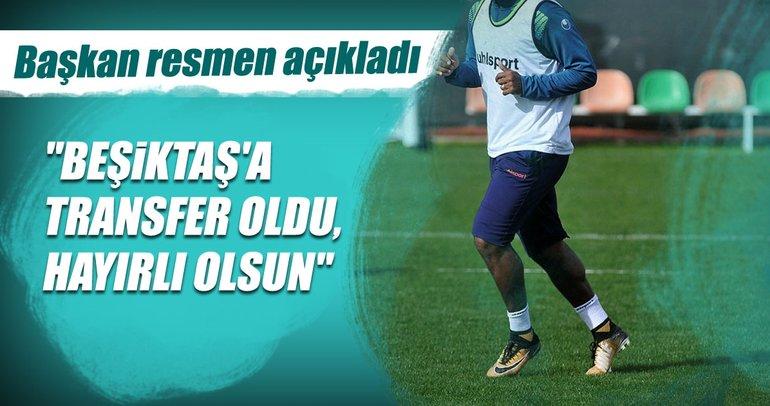 Vagner Love resmen Beşiktaş'ta!