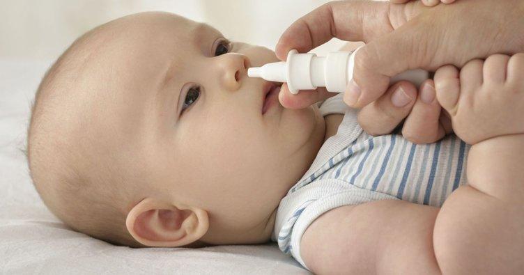 Yaz mevsiminde gelişen grip ve nezle en çok bebekleri seviyor…