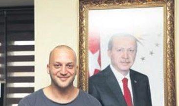 Güneysusporlu hentbolculardan Cumhurbaşkanı Erdoğan'a davet