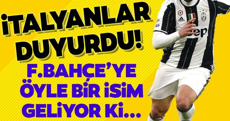 İtalyanlar duyurdu! Fenerbahçe'ye öyle bir yıldız geliyor ki...