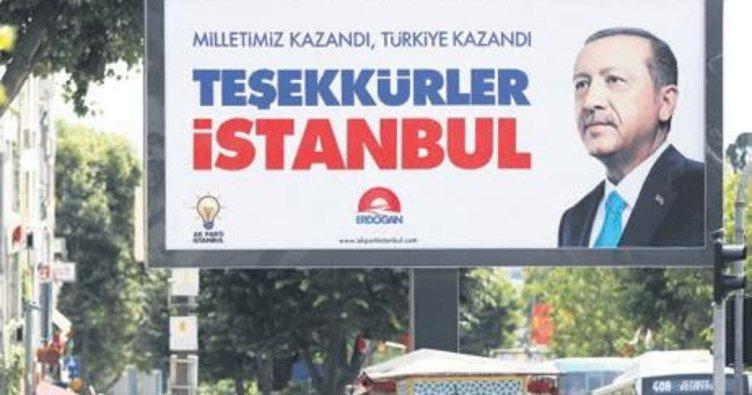 İstanbul'un rekortmen ilçeleri