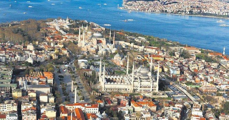 Büyükdere'den Atina'ya uçmak ister miydiniz?