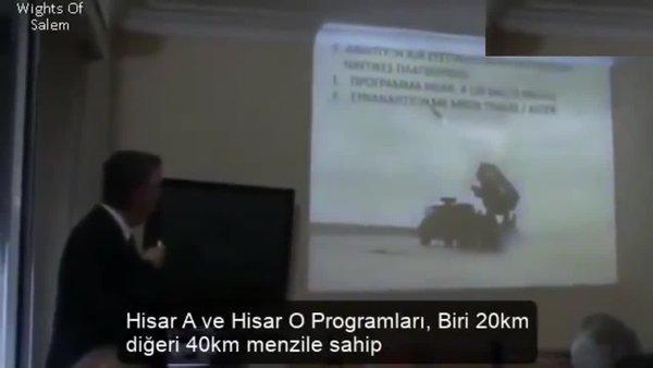 Yunan spiker Türk silahlarına hayran kaldı: 'Aklımıza gelmezdi' | Video