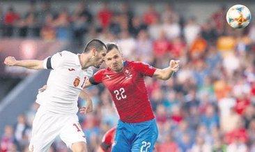 Filip Novak oynadı Çekler 2-1 kazandı