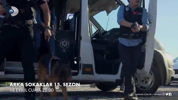 Arka Sokaklar 15. sezondan ilk fragman yayınlandı | Video