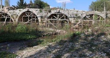 Aizanoi Antik Kenti'nde kayıklar yüzdürülecek