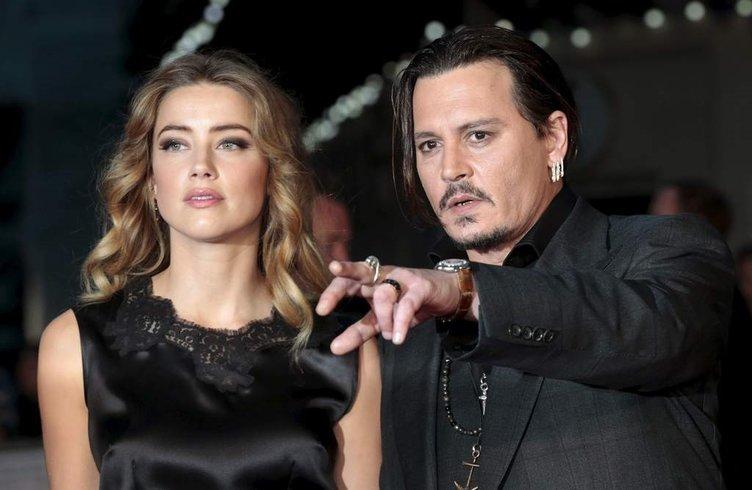 Johnny Depp ve Amber Heard'den ayrılık kararı
