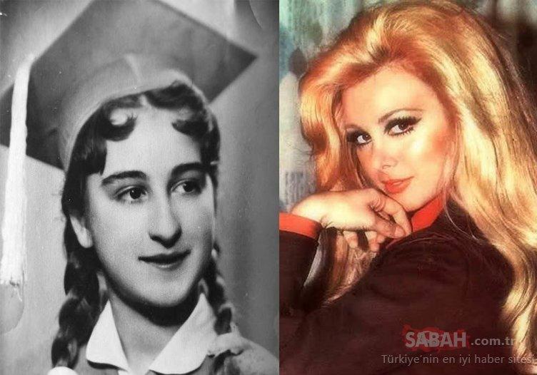 Ünlü sanatçı Safiye Soyman 14 yaşında anne olmuştu... Bir yanında kızı bir yanında oğlu Safiye Soyman'ı görenler gözlerine inanamadı...