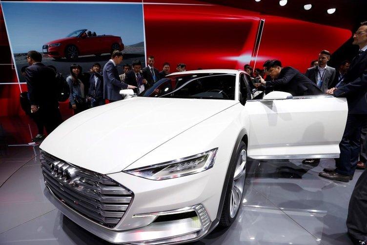Şangay Otomobil Fuarı 2015