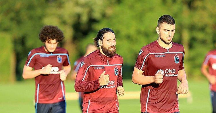 Trabzonspor'da kadro sıkıntısı