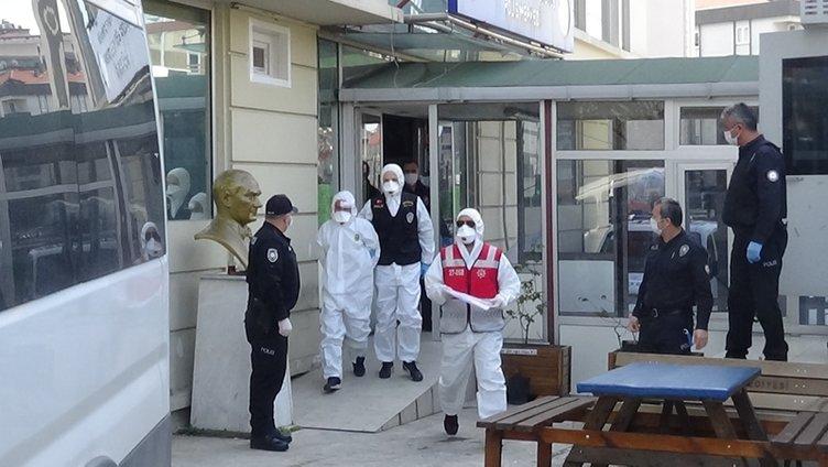 Son dakika haberi: Türkiye'nin konuştuğu şahıs, adliyeye koronavirüs önlemiyle sevk edildi!