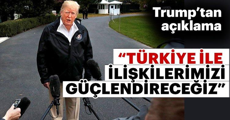 Trump'tan Türkiye açıklaması ile ilgili görsel sonucu