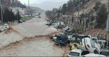 İran felaketi yaşıyor! Çok sayıda ölü var