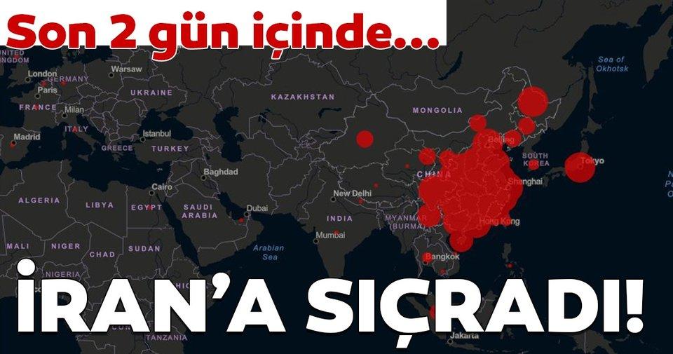 Çin'de hızla yayılan corona virüsü İran'a da sıçradı! ile ilgili görsel sonucu