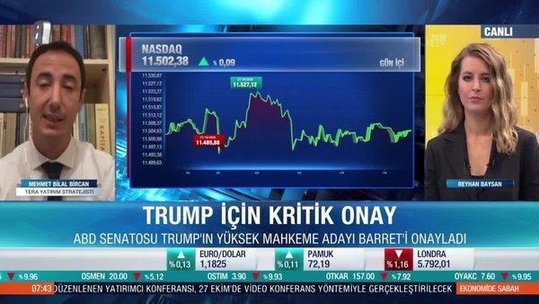Mehmet Bilal Bircan: Trump'ın seçilmesi piyasalara biraz daha pozitif yansır