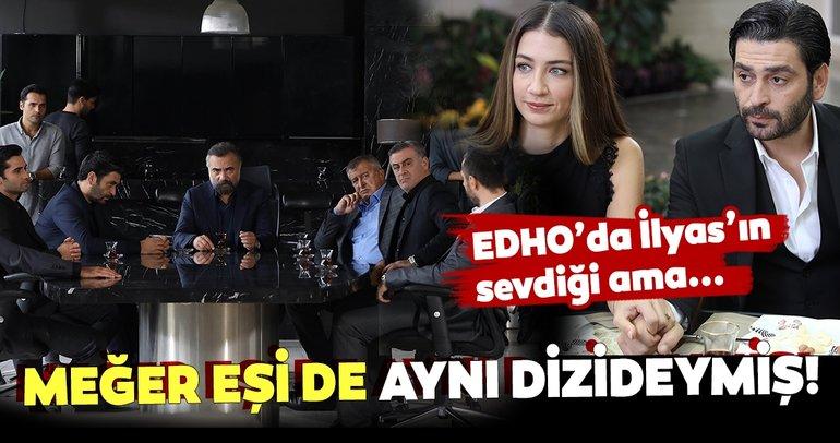 EDHO'da İlyas Çakırbeyli'nin sevdiği kız ama... Eşkıya Dünyaya Hükümdar Olmaz'ın Ömür Façalı'sı Ceren Benderlioğlu eşi ile aynı dizide!