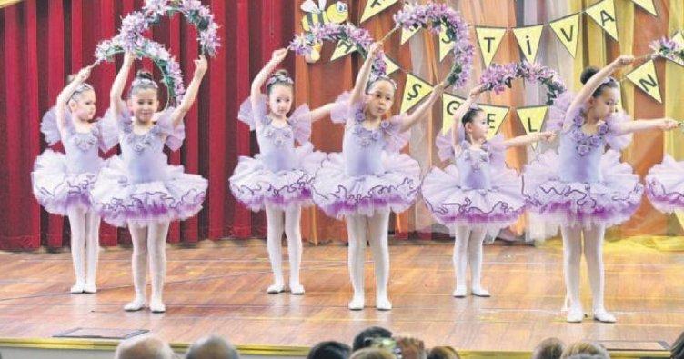 Arı Önokul'dan bal festivali
