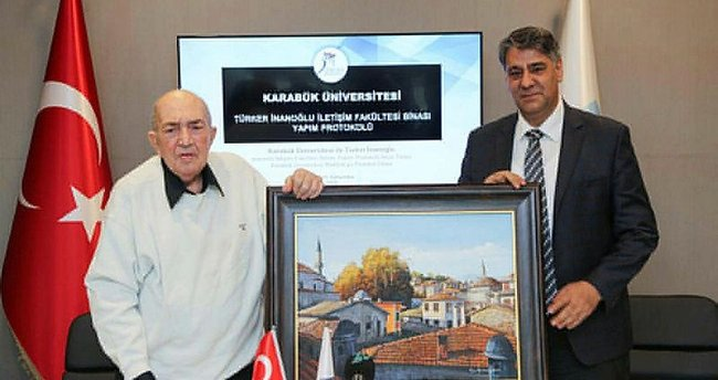 Türker İnanoğlu Fakültesi açılacak