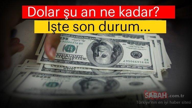 Son dakika haberi: Dolarda sert düşüş başladı! Dolar ve Euro bugün ne kadar kaç TL oldu? İşte yanıtı...