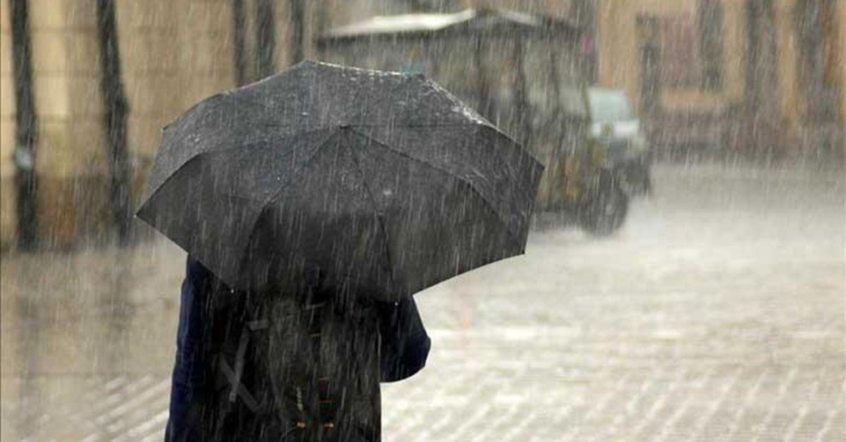 Son dakika: Ankara Valiliğinden sağanak yağış uyarısı