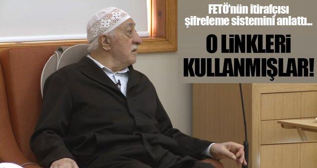 Teröristbaşı Gülen'in konuşma kayıtlarının linklerini, gizli dosya şifresi yapmışlar