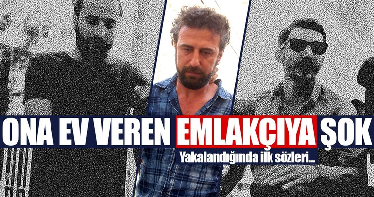 Emlakçıya Cemil Karanfil cezası