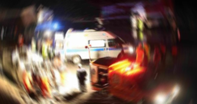 Aydın'da trafik kazası: 1 ölü, 4 yaralı
