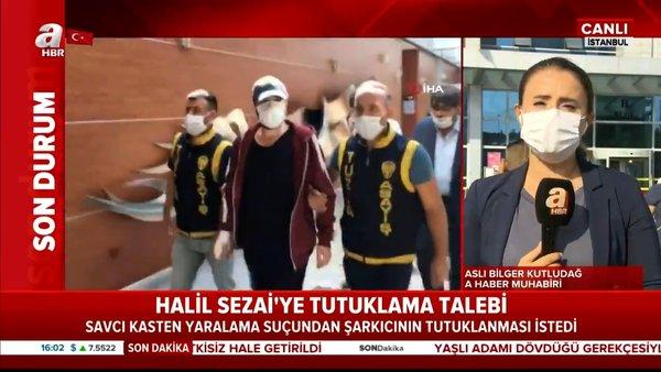 Son dakika haberi: Yaşlı adamı döven Şarkıcı Halil Sezai için Savcılık'tan flaş talep | Video