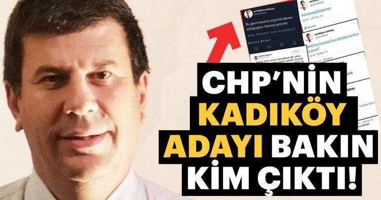 CHP'nin Kadıköy adayı Şerdil Dara Odabaşı PKK destekçisi çıktı!