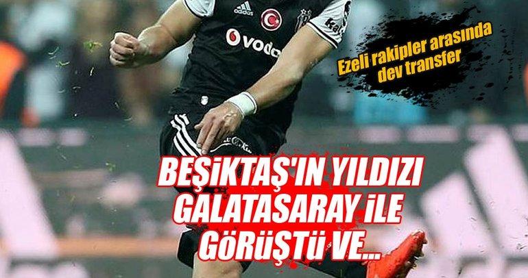 Tolgay Arslan, Galatasaray ile görüştü ve...
