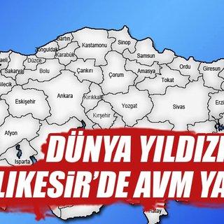 İlkay Gündoğan Balıkesir'e AVM yapıyor!