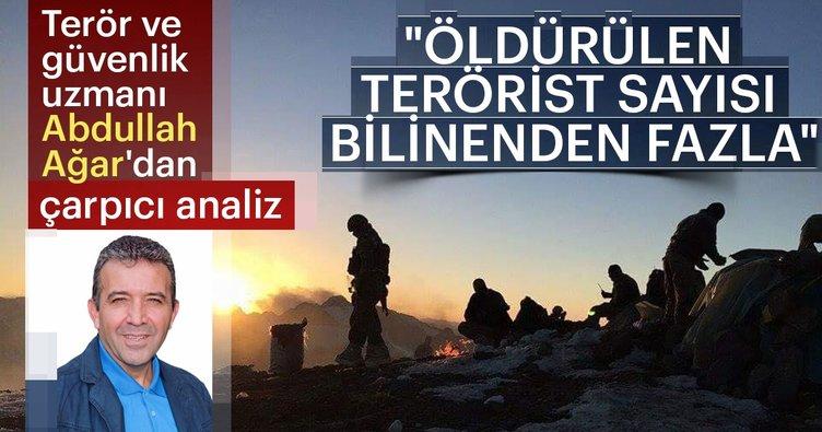 Terör ve güvenlik uzmanı Abdullah Ağar'dan çarpıcı analiz!