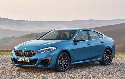 BMW'DE YENİ SINIF