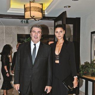 Bu kadarına Pes! Ünlü iş adamı Mehmet Dereli sevgilisinin başkasından hamile kalmasına izin verdi!