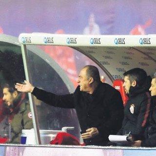 Galatasaray'ın bileği bükülmedi