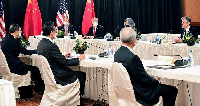 ABD ile Çin heyetlerinin Alaska toplantısı başladı - Son Dakika Haberler