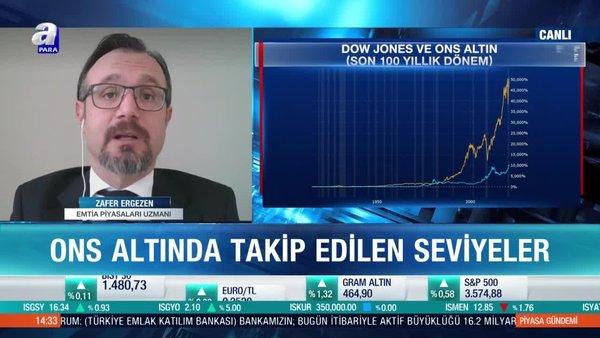 Emtia Piyasaları Uzmanı Zafer Ergezen: Konjonktür hala varlık fiyatlarından yana devam ediyor