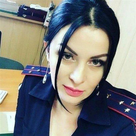 Rusya`nın fenomen kadın polisleri