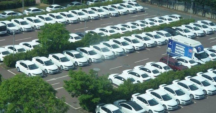 İBB'den lüks araç kiralaması