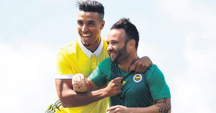 Giuliano'dan sonra sıra Valbuena ve Dirar'da
