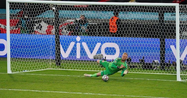 İngiltere-Danimarka maçına damga vurdu! O taraftar aranıyor! 'Ömür boyu men'