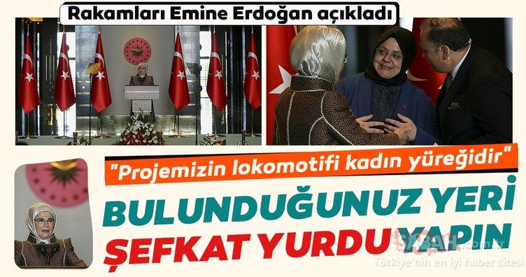Emine Erdoğan, Koruyucu Aile Programı'nda konuştu: Herşey merhametle başlıyor