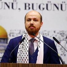Bilal Erdoğan: Kudüs dönüm noktasıdır