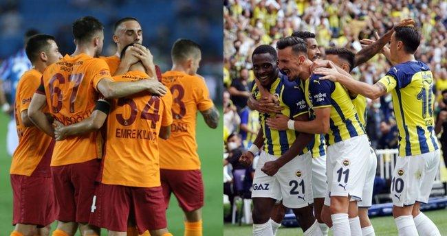 Eintracht Frankfurt- Fenerbahçe ve Galatasaray-Lazio maçlarını hakemleri belli oldu!