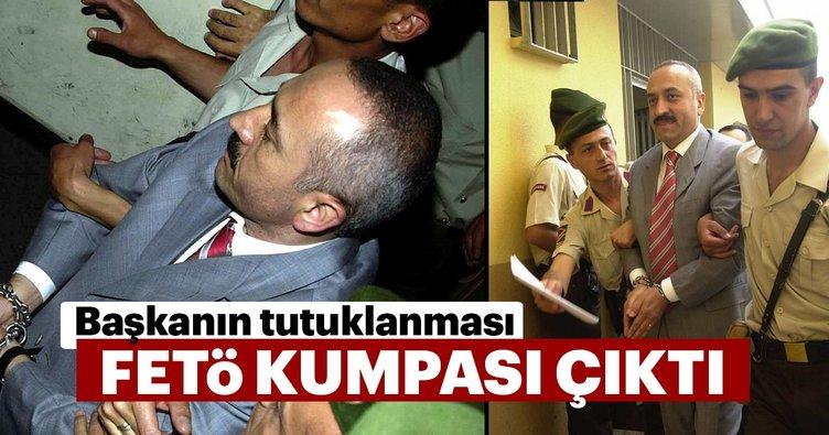 Eski Beylikdüzü Belediye Başkanı Orhan Tıraşoğlu'nun 2002'de tutuklanması FETÖ kumpası çıktı