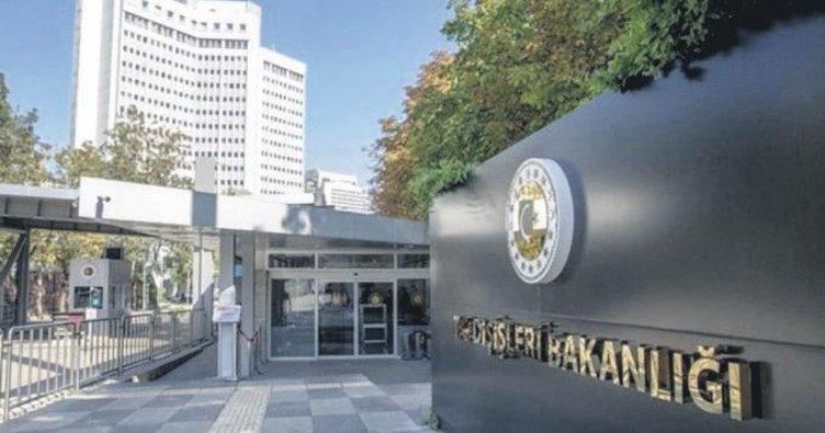 Dışişleri'nden Avusturya'ya PKK tepkisi