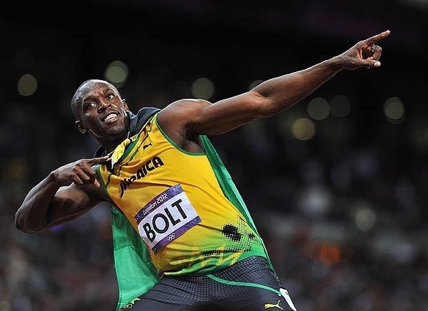 Usain Bolt onları da solluyor