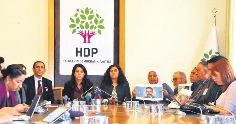 HDP'li vekiller hakkında fezleke hazırlanacak