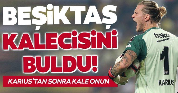 Beşiktaş kalecisini buldu! Karius'tan sonra...